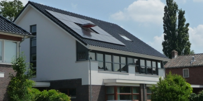Zonnepanelen Black Edition Kruisselbrink Installaties